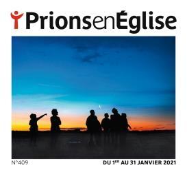 PRIONS EN EGLISE  -  JANVIER 2021