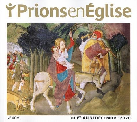 PRIONS EN EGLISE N.408  -  DECEMBRE 2020