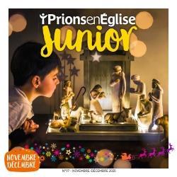 PRIONS EN EGLISE JUNIOR N.97  -  NOVEMBRE-DECEMBRE 2020