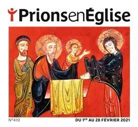 PRIONS EN EGLISE N.410  -  FEVRIER 2021