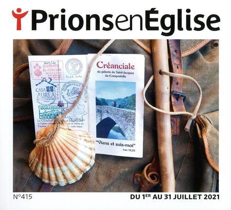 PRIONS EN EGLISE N.415  -  JUILLET 2021