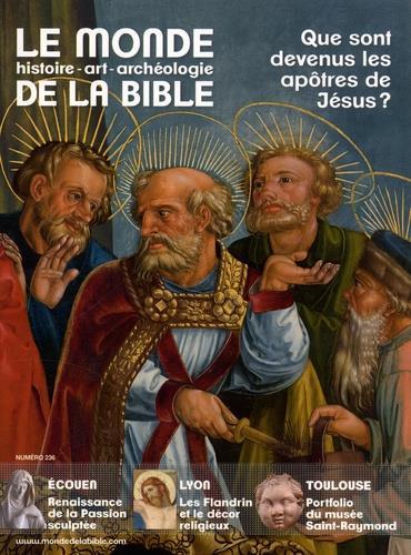 LE MONDE DE LA BIBLE N.236  -  MARS 2021