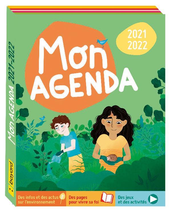 AGENDA SCOLAIRE 2021-2022