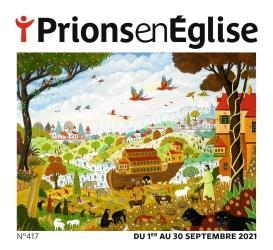 PRIONS EN EGLISE N.417  -  SEPTEMBRE 2021