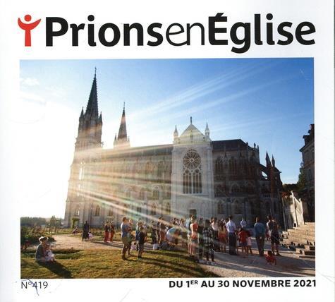 PRIONS POCHE - NOVEMBRE 2021 N  419