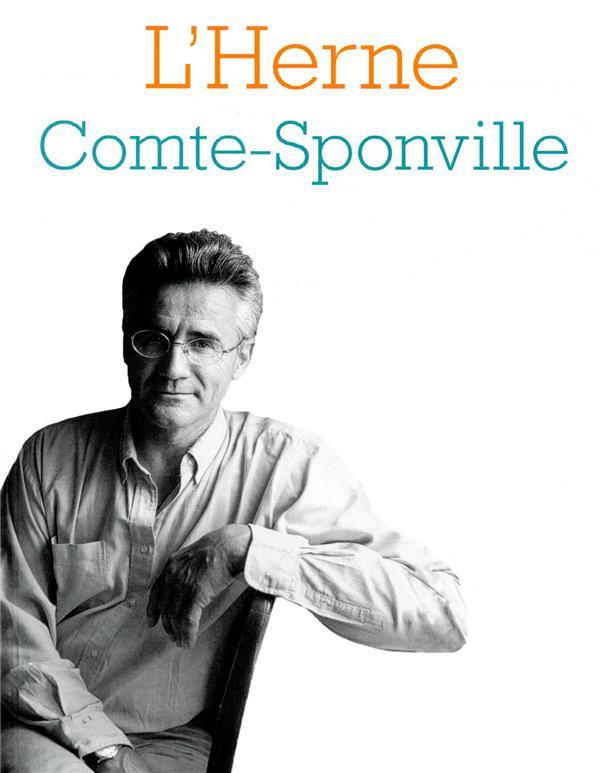 CAHIER COMTE-SPONVILLE