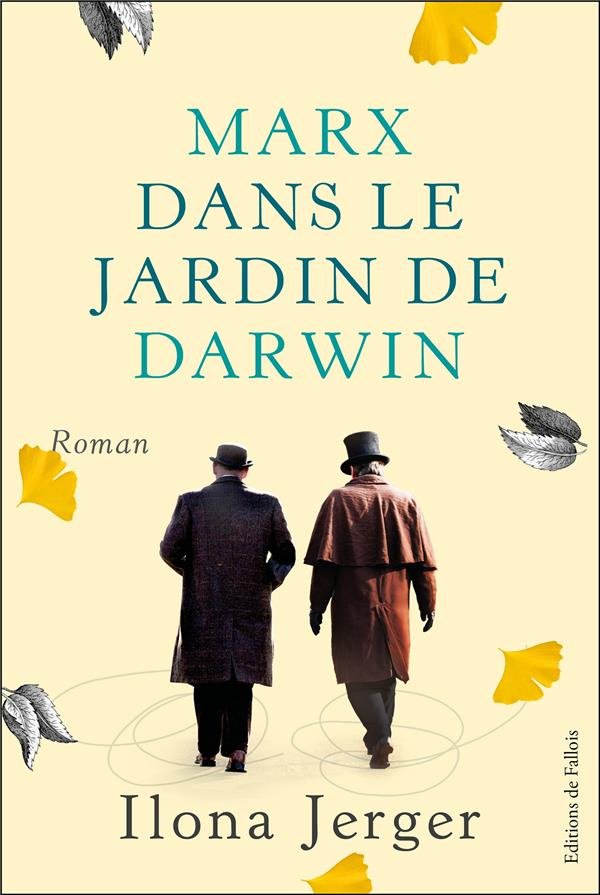 - MARX DANS LE JARDIN DE DARWIN