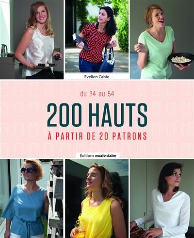 200 HAUTS CABIE EVELIEN MARIE-CLAIRE
