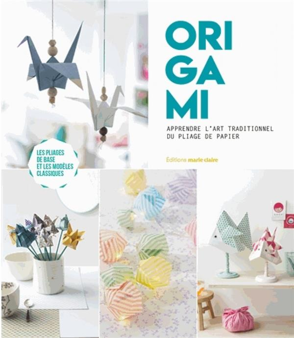 ORIGAMI COLLECTIF MARIE-CLAIRE