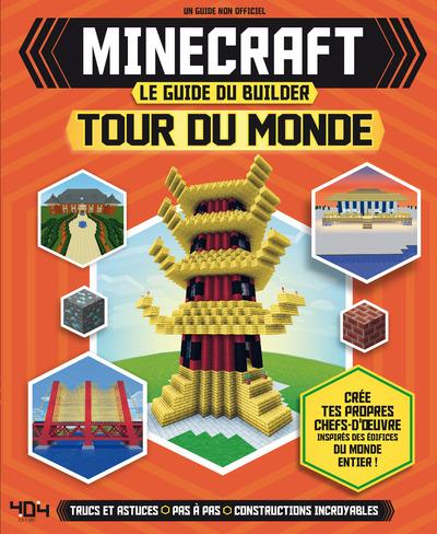 MINECRAFT - LE GUIDE DU BUILDER - TOUR DU MONDE  404