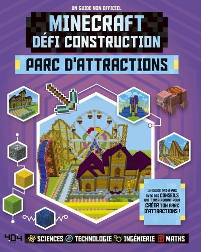 MINECRAFT, DEFI CONSTRUCTION - PARC D'ATTRACTIONS  404