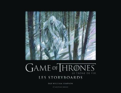 GAME OF THRONES - LES STORYBOARDS  404