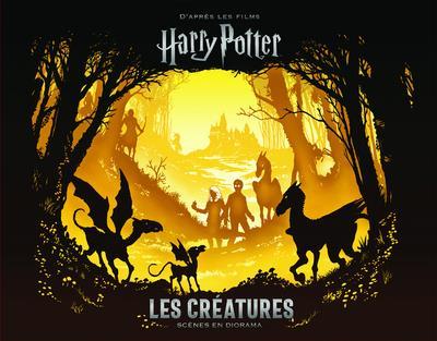 HARRY POTTER - LES CREATURES - SCENES EN DIORAMA