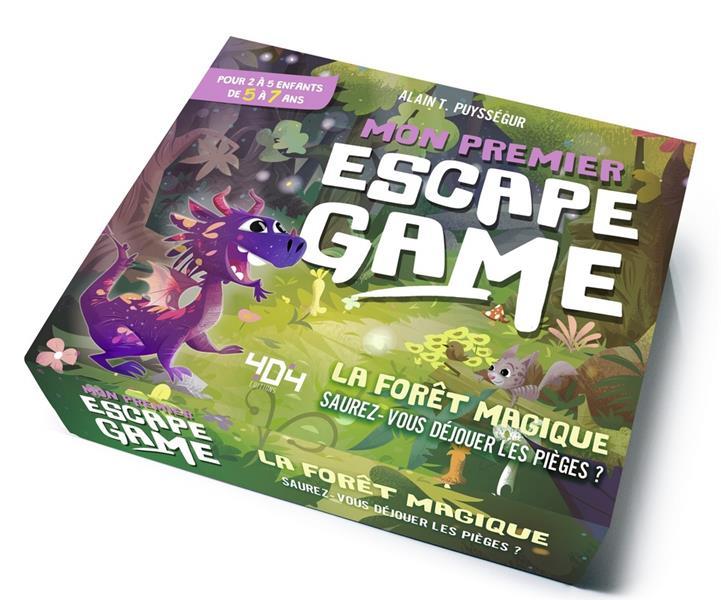 MON PREMIER ESCAPE GAME