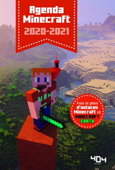 MINECRAFT  -  AGENDA (EDITION 20202021)