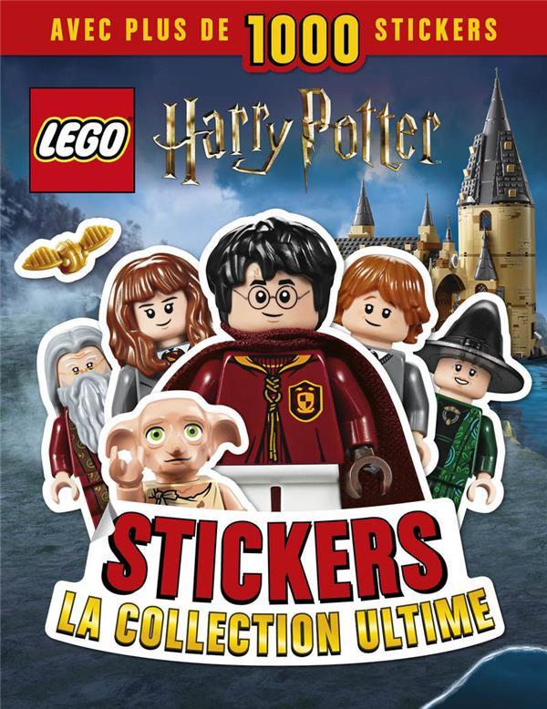 LEGO - HARRY POTTER  -  LA COLLECTION ULTIME DK/MARCH/PEET 404