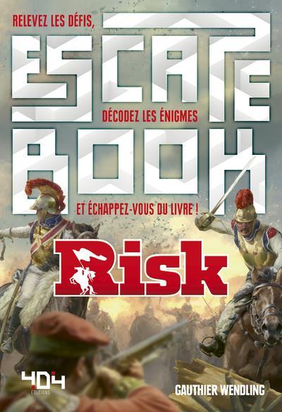 ESCAPE BOOK - RISK WENDLING, GAUTHIER 404
