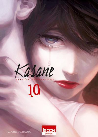 KASANE  -  LA VOLEUSE DE VISAGE T.10 MATSUURA DARUMA Ki-oon