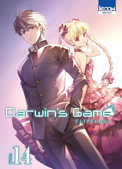 DARWIN-S GAME T14 - VOL14
