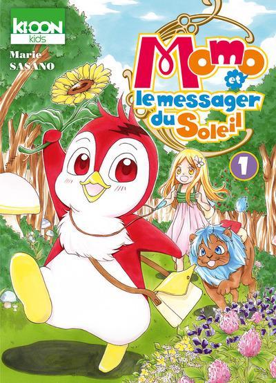 MOMO ET LE MESSAGER DU SOLEIL T.1