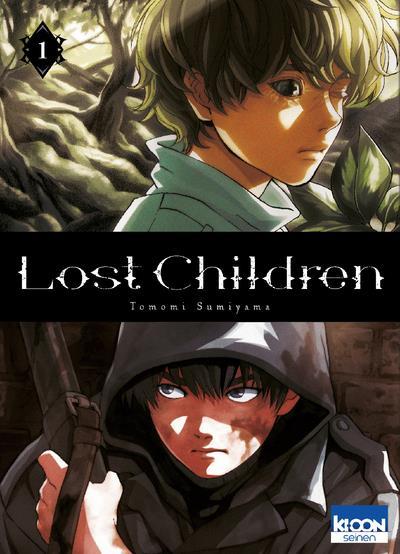 LOST CHILDREN T01 SUMIYAMA TOMOMI KI-OON