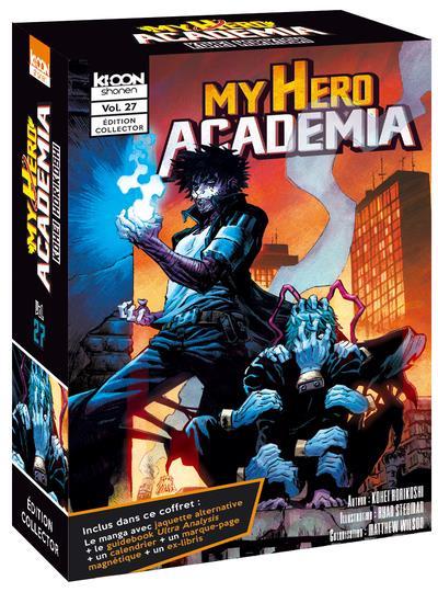 MY HERO ACADEMIA T.27  -  LEMILLION HORIKOSHI/STEGMAN KI-OON