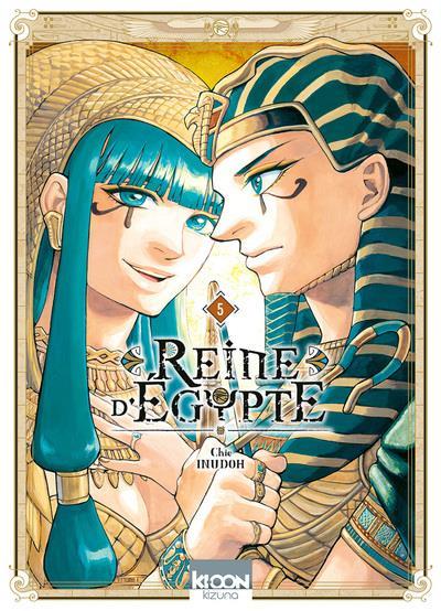 REINE D'EGYPTE T.5