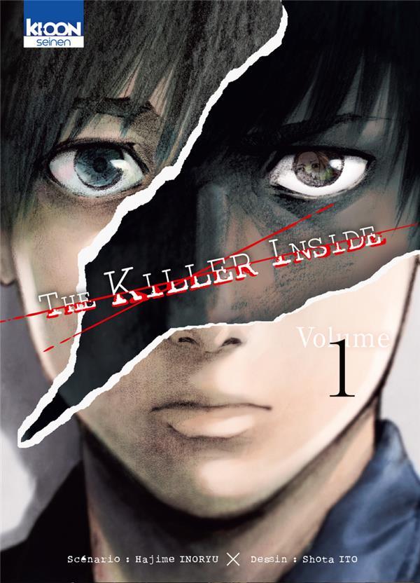 SEINENTHE KILLER INSIDE - THE KILLER INSIDE T01 - VOL01 ITOH/INORYU KI-OON