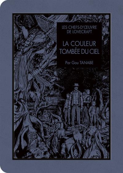 LA COULEUR TOMBEE DU CIEL LOVECRAFT/TANABE KI-OON