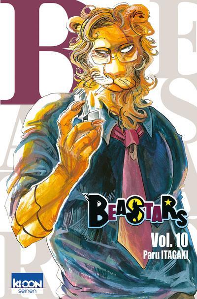 BEASTARS T.10 ITAGAKI, PARU KI-OON
