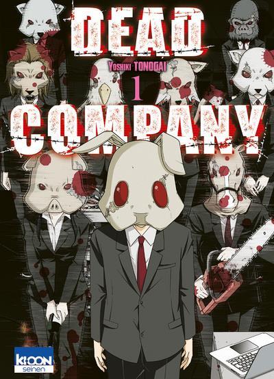 DEAD COMPANY T.1