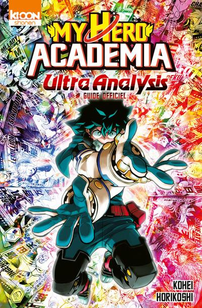MY HERO ACADEMIA  -  ULTRA ANALYSIS  -  GUIDE OFFICIEL