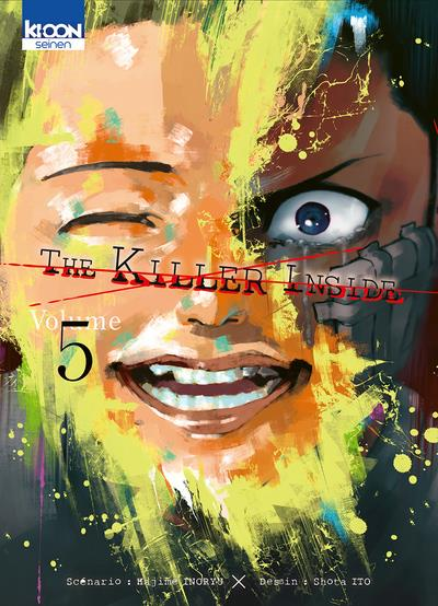 THE KILLER INSIDE T.5