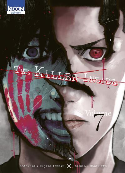 THE KILLER INSIDE T07 - VOL07 ITOH/INORYU KI-OON