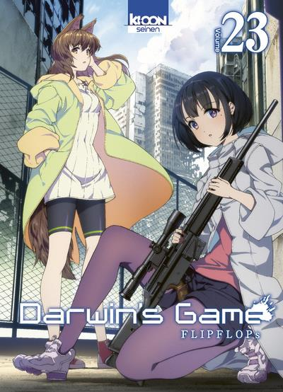 DARWIN'S GAME T23 - VOL23 FLIPFLOP'S KI-OON