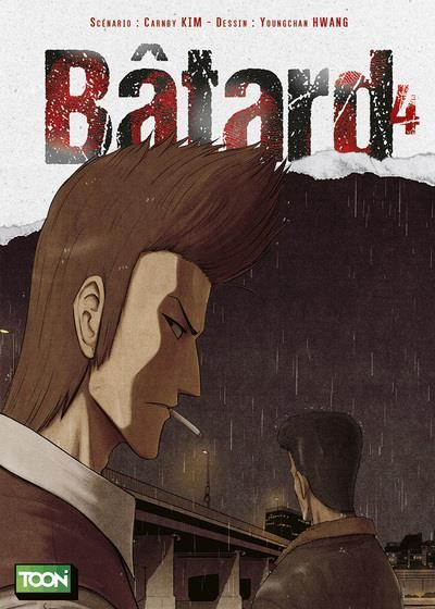 BATARD T.4 CARNBY, KIM  KI-OON