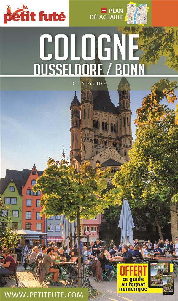 COLOGNE DUSSELDORF - BONN 2019 AUZIAS/LABOURDETTE PETIT FUTE