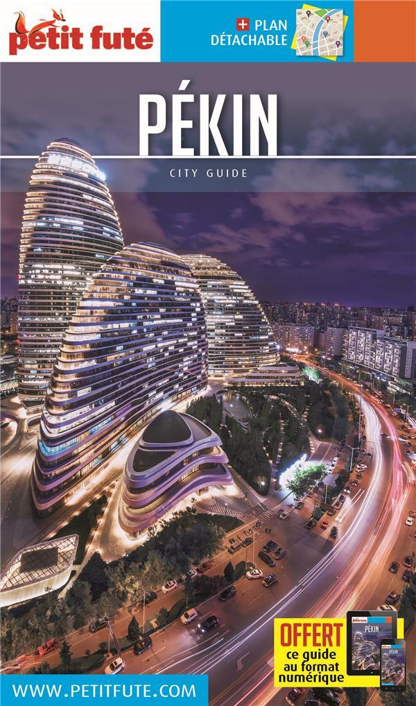 PEKIN 2019 PETIT FUTE OFFRE NUM + PLAN