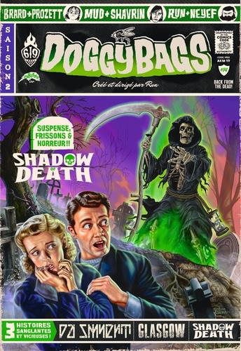 COLLECTIF - DOGGYBAGS T14:SHADOW OF DEATH