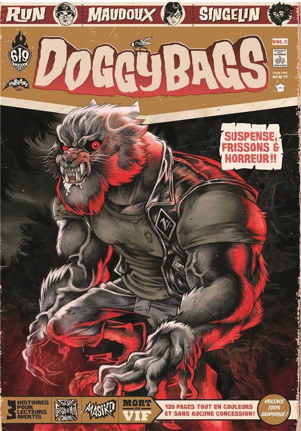 DOGGYBAGS T.1 RUN  ANKAMA