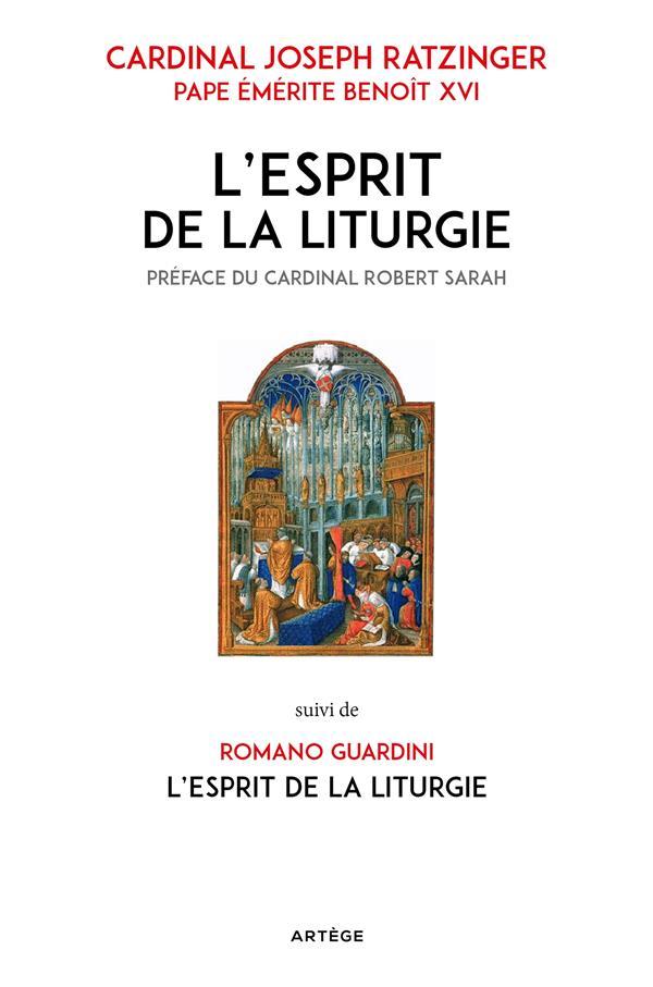 L'ESPRIT DE LA LITURGIE - EDITION DOUBLE