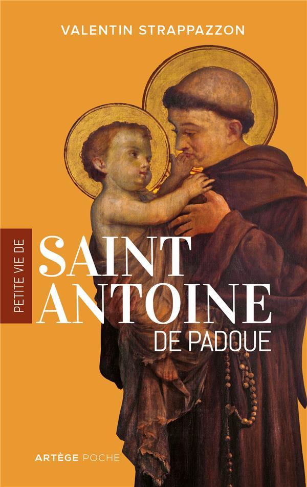 PETITE VIE DE SAINT ANTOINE DE PADOUE