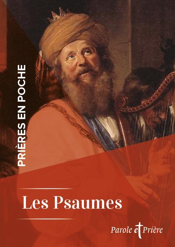 PRIERES EN POCHE  -  LES PSAUMES