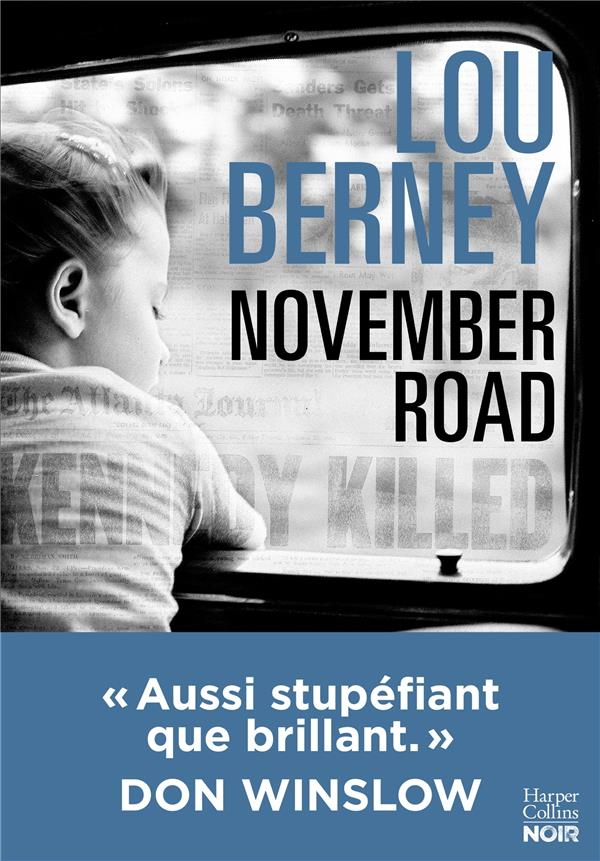 BERNEY, LOU - NOVEMBER ROAD