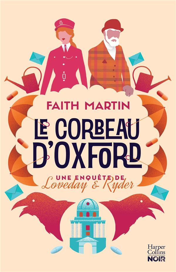 LE CORBEAU D'OXFORD - POUR LES FANS DE