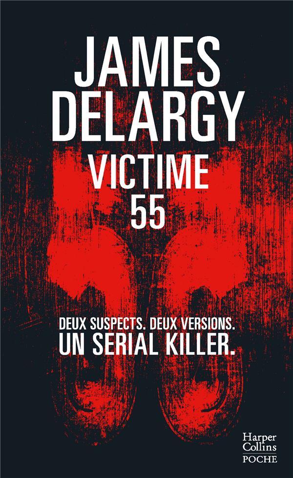 VICTIME 55 DELARGY, JAMES HARPERCOLLINS