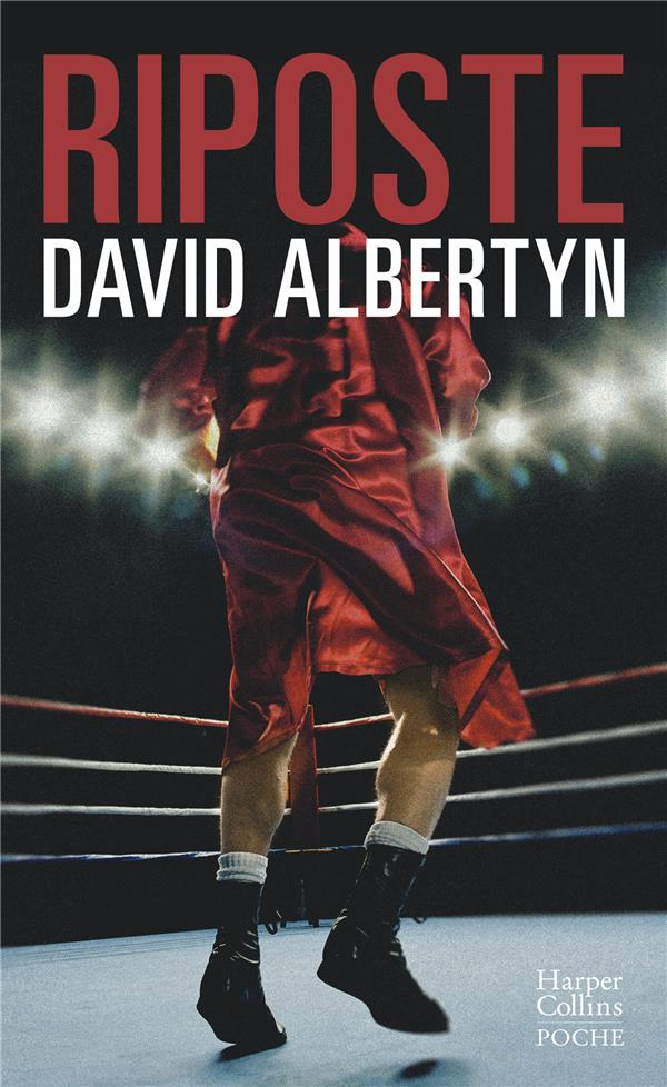 RIPOSTE ALBERTYN, DAVID HARPERCOLLINS