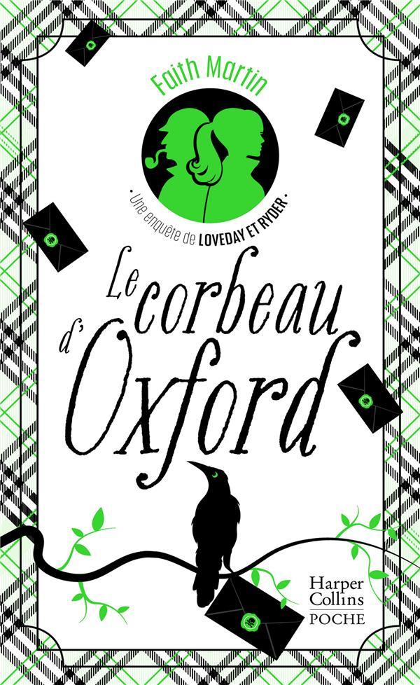 LE CORBEAU D'OXFORD MARTIN, FAITH HARPERCOLLINS