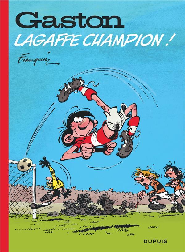 GASTON HORS SERIE - GASTON HORS-SERIE - TOME 6 - LAGAFFE CHAMPION ! FRANQUIN DUPUIS