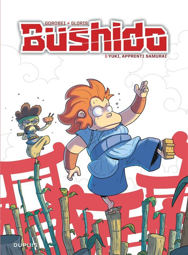 BUSHIDO - TOME 1 - YUKI, APPRENTI SAMURAI  REEDITION (PRIX REDUIT)